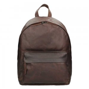 The Chesterfield Brand Stirling City Backpack brown backpack