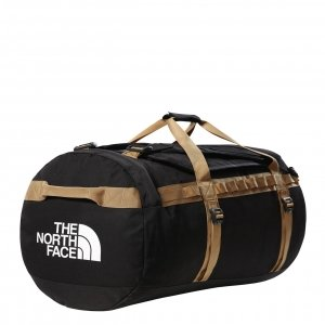 The North Face Gilman Duffel L tnf black/british khaki Weekendtas