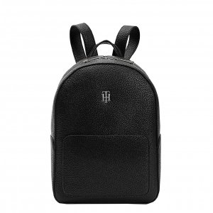 Tommy Hilfiger Essence Backpack black Damestas