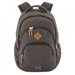 Travelite Basics Backpack Melange brown backpack