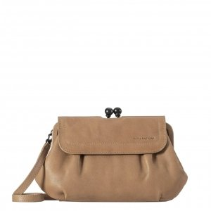 Aunts & Uncles Mrs. Whoopie Pie Shoulderbag / Clutch iced coffee