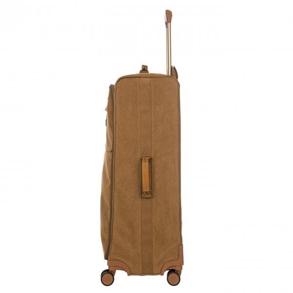 Bric's Life Trolley 77 camel II Zachte koffer van