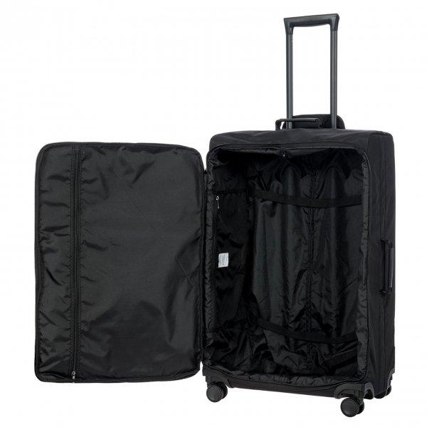 Bric's X-Travel Trolley 77 black II Zachte koffer
