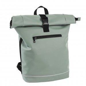 Daniel Ray Highlands Waterafstotende Laptop Backpack 15.6'' M mint green Laptoprugzak