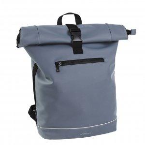Daniel Ray Highlands Waterafstotende Laptop Backpack 15.6'' M soft blue Laptoprugzak