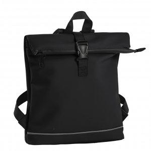 Daniel Ray Jefferson Waterafstotende Backpack S black Rugzak