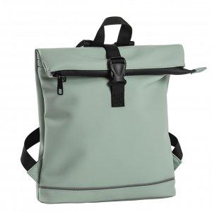 Daniel Ray Jefferson Waterafstotende Backpack S mint green Rugzak