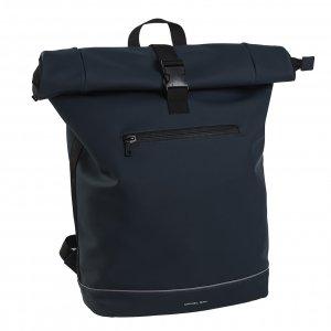 Daniel Ray Leek Waterafstotende Laptop Backpack 15.6'' L navy Laptoprugzak