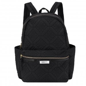 Day Et Gweneth Q Flotile Backpack black Laptoprugzak