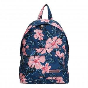 Enrico Benetti Andorra Rugtas Tablet blauw backpack