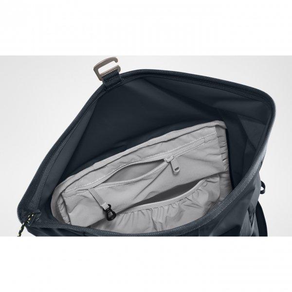 Fjallraven High Coast Foldsack 24 black backpack