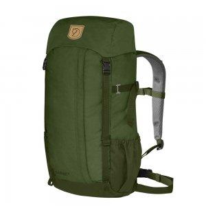 Fjallraven Kaipak 28 pine green backpack