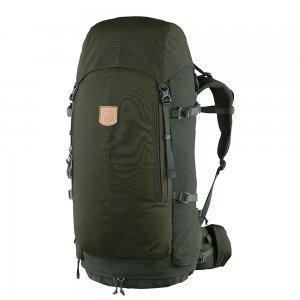 Fjallraven Keb 72 olive-deep forest backpack