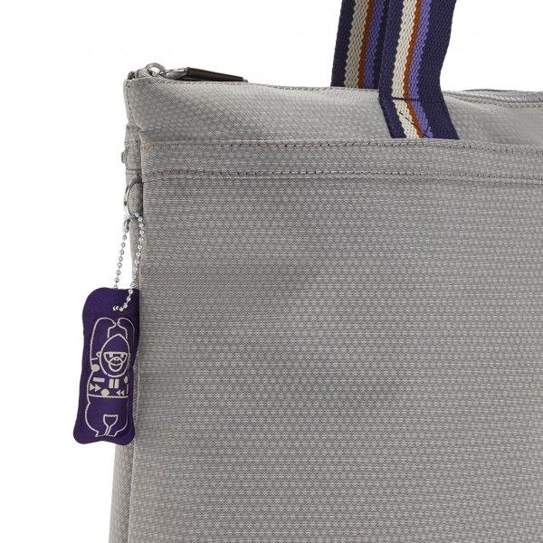 Kipling Chika Handtas grey ripstop van Polyester