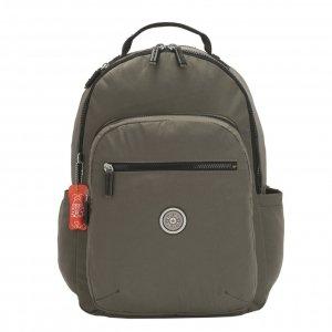 Kipling Seoul Rugzak B IT UN cool moss backpack