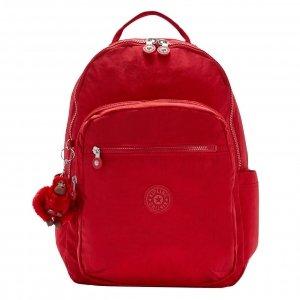 Kipling Seoul Rugzak cherry tonal backpack