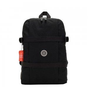 Kipling Tamiko Laptop Rugzak brave black backpack