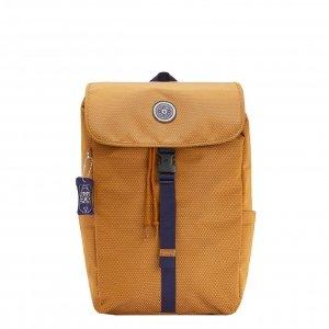 Kipling Winton Laptop Rugzak cinnamon ripstop backpack