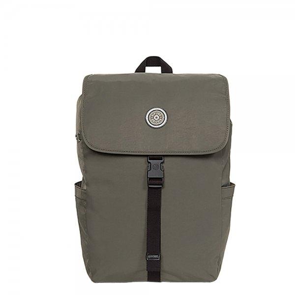 Kipling Winton Laptop Rugzak cool moss backpack