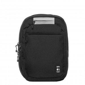 Lefrik 101 Reflective Backpack black Laptoprugzak