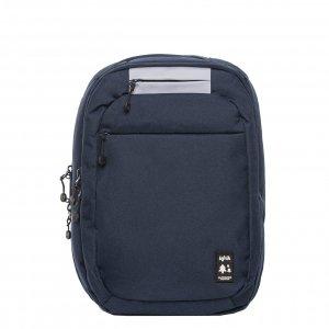 Lefrik 101 Reflective Backpack navy Laptoprugzak