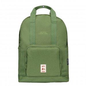 Lefrik Capsule Backpack grass Laptoprugzak