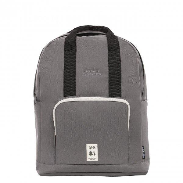 Lefrik Capsule Backpack grey/ecru Laptoprugzak