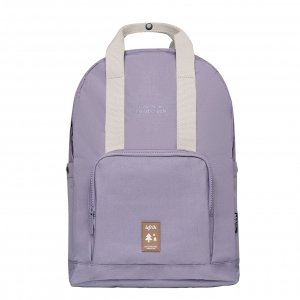 Lefrik Capsule Backpack lilac Laptoprugzak