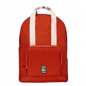 Lefrik Capsule Backpack rust Laptoprugzak