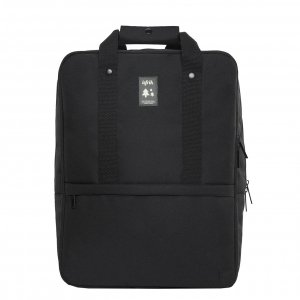 Lefrik Daily Laptop Backpack 15'' black Laptoprugzak