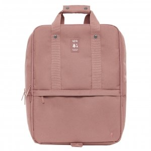 Lefrik Daily Laptop Backpack 15'' dust pink Laptoprugzak