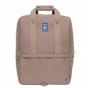 Lefrik Daily Laptop Backpack 15'' tobacco Laptoprugzak