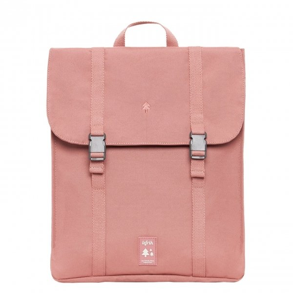 Lefrik Handy Backpack dust pink Laptoprugzak