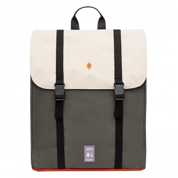 Lefrik Handy Backpack forest Laptoprugzak