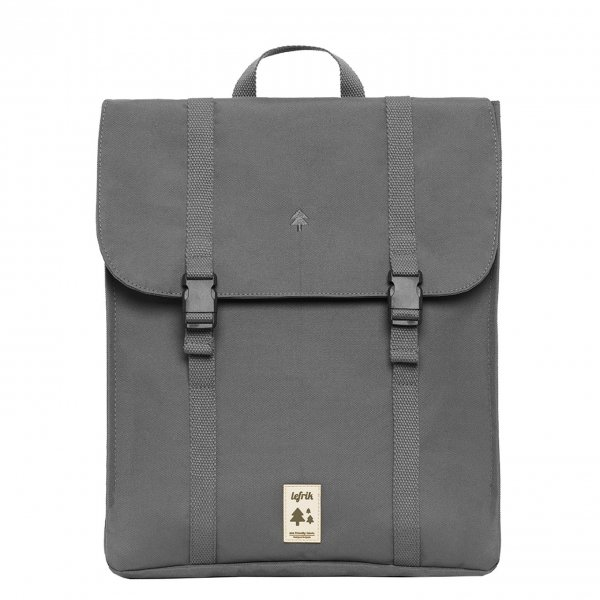 Lefrik Handy Backpack grey/ecru Laptoprugzak