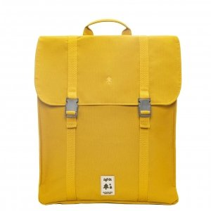 Lefrik Handy Backpack mustard Laptoprugzak