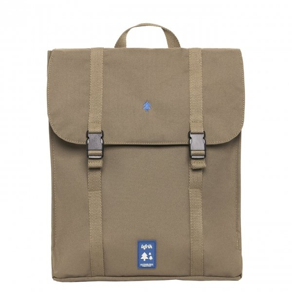 Lefrik Handy Backpack tobacco Laptoprugzak