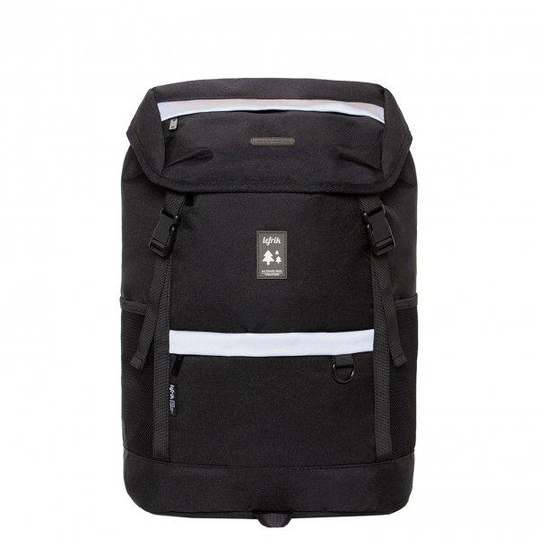Lefrik Mountain Backpack black Laptoprugzak