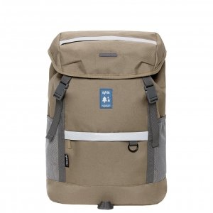 Lefrik Mountain Backpack tobacco Laptoprugzak