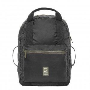 Lefrik Pocket Backpack black Rugzak