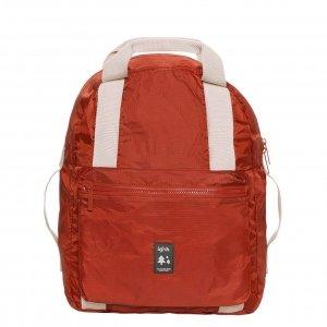 Lefrik Pocket Backpack rust Rugzak