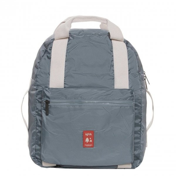 Lefrik Pocket Backpack stone blue Rugzak