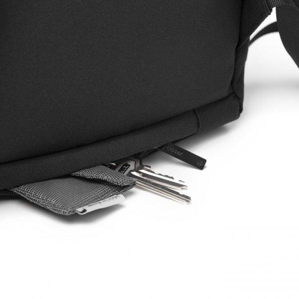 Lefrik Roll Top Backpack black Laptoprugzak