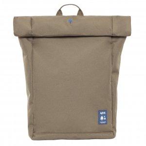 Lefrik Roll Top Backpack tobacco Laptoprugzak