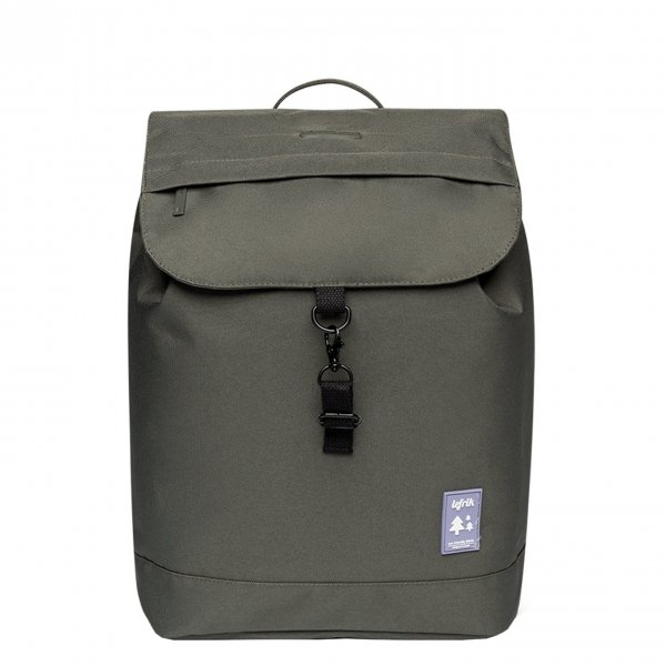 Lefrik Scout Backpack deep green Laptoprugzak