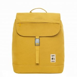 Lefrik Scout Backpack mustard Laptoprugzak