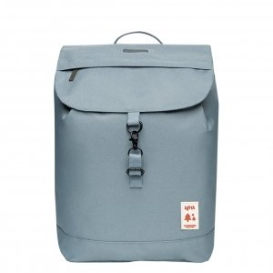 Lefrik Scout Backpack stone blue Laptoprugzak