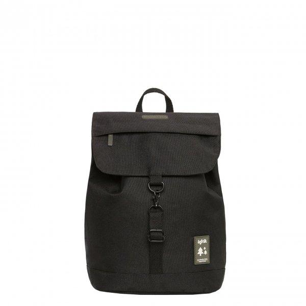 Lefrik Scout Mini Backpack black Rugzak