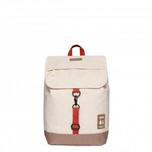 Lefrik Scout Mini Backpack ecru Rugzak