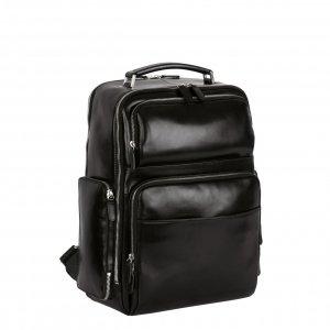 Leonhard Heyden Cambridge Business Backpack black backpack